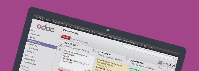 12 horas de webinars con Odoo
